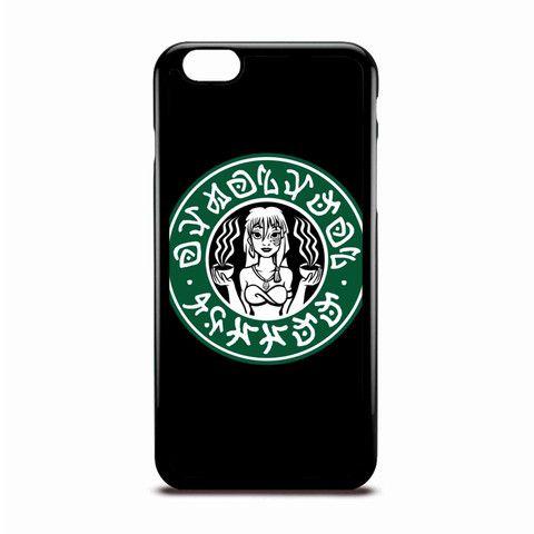 Atlantean Coffee Black Disney Coffee Logo Style Case Design For IPhone