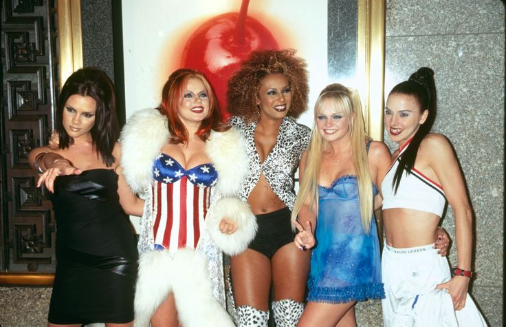 The Spice Girls (1995)  - MarieClaire.com