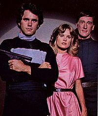 Logan's Run - TV Show, not as good as Movie, which is not as good as the Book...