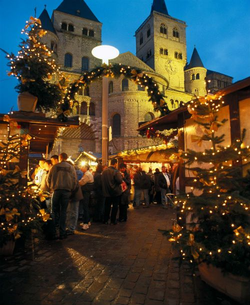 Trier Germany Christmas Market. Absolutely wonderful, can't wait to get back next year :-)