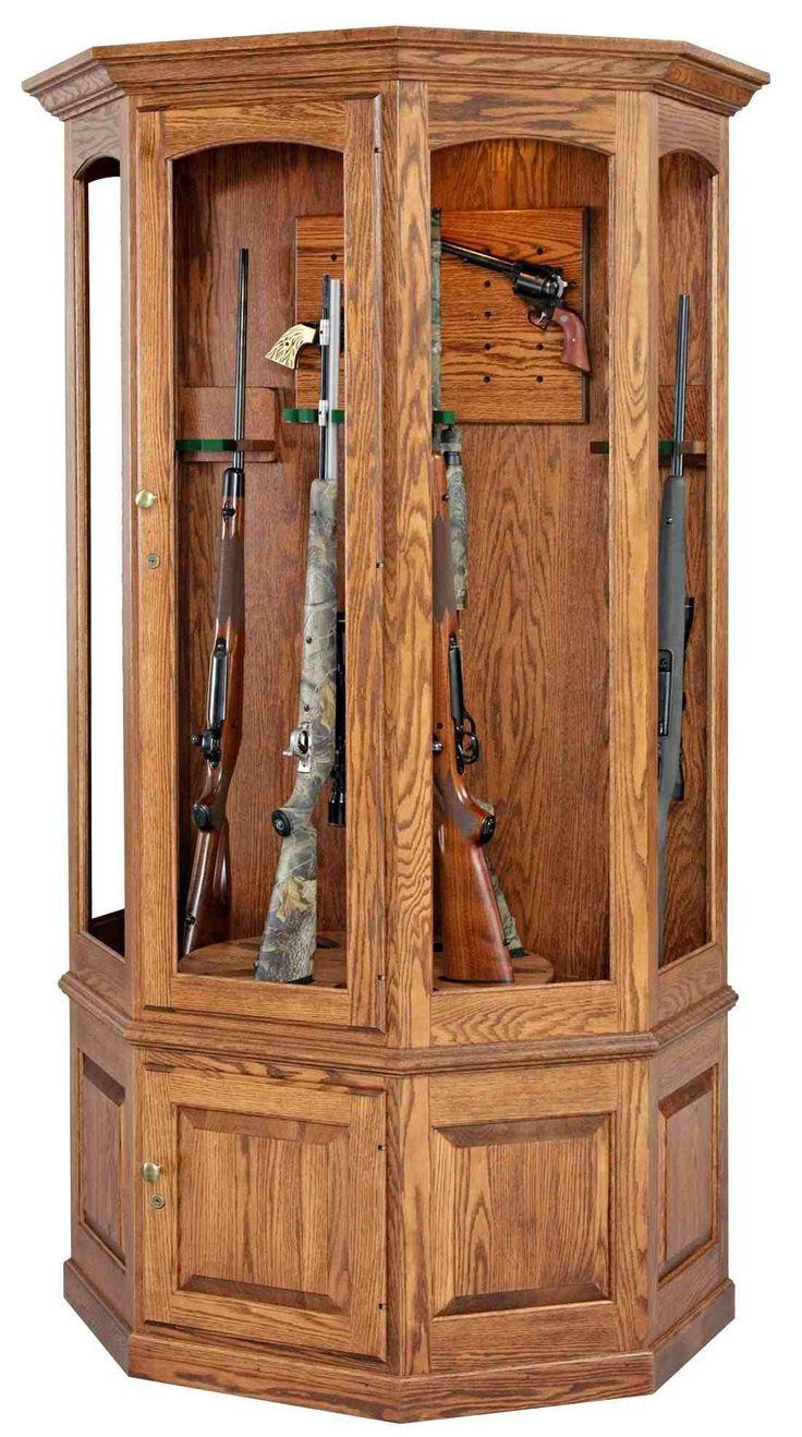 78 best gun cabinet images on Pinterest | Gun cabinets, Gun racks ...