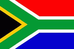 South-African flag