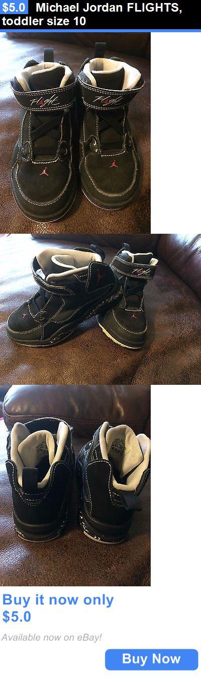 Michael Jordan Baby Clothing: Michael Jordan Flights, Toddler Size 10 BUY IT NOW ONLY: $5.0