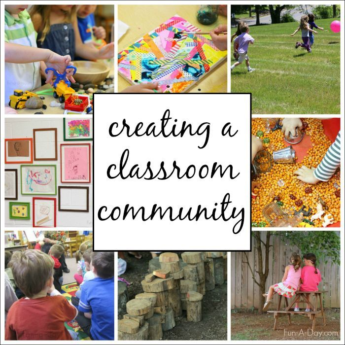 Working Together to Create a Classroom Community BY: MARY CATHERINE... The importance of a classroom community - how teachers can cultivate it, and how parents can help..In my mind, a classroom community means that my room is a safe, friendly environment for everyone (kids and teachers, alike) to learn and grow together. Yes, that sounds very general, but it's my goal.