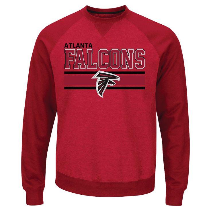 Atlanta Falcons Men's Activewear Sweatshirt Xxl, Multicolored