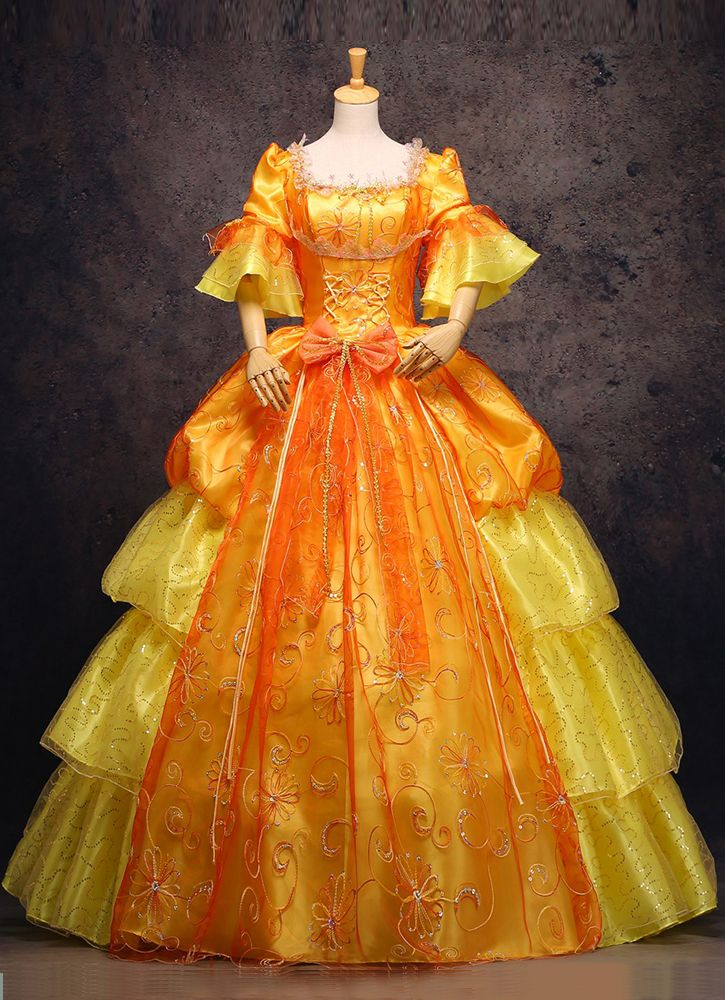25 best ideas about victorian ball gowns on pinterest for 17th century wedding dresses