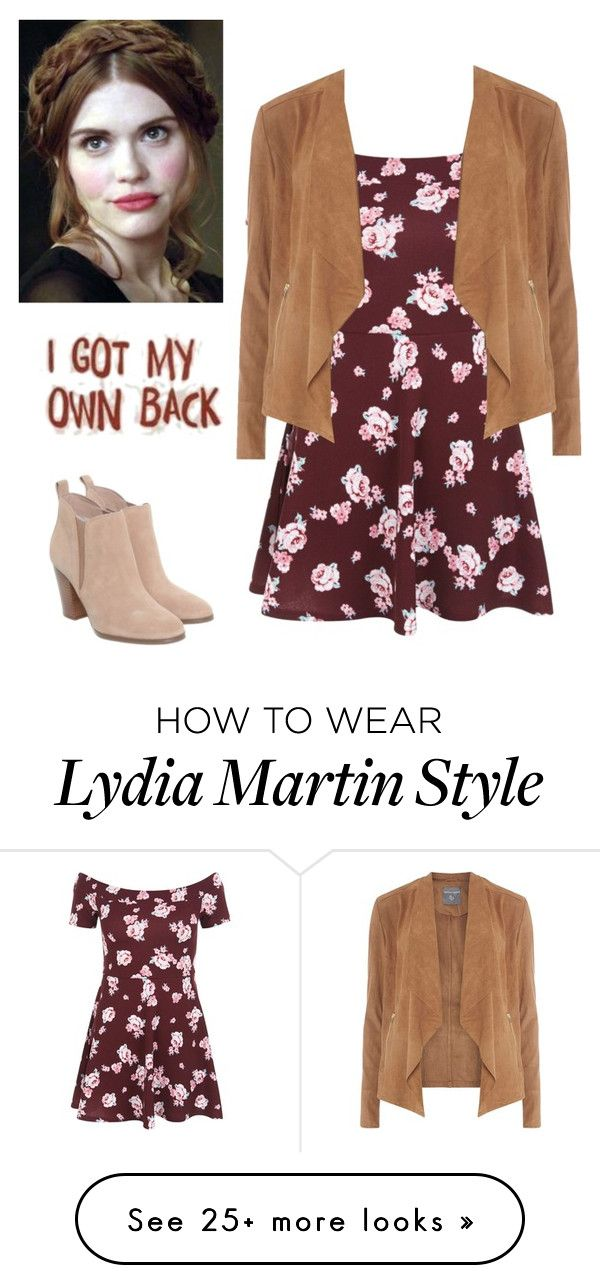 """""""Lydia Martin"""" by fandomtrash4ever on Polyvore featuring New Look, Michael Kors, Dorothy Perkins, TeenWolf, LydiaMartin and tw"""