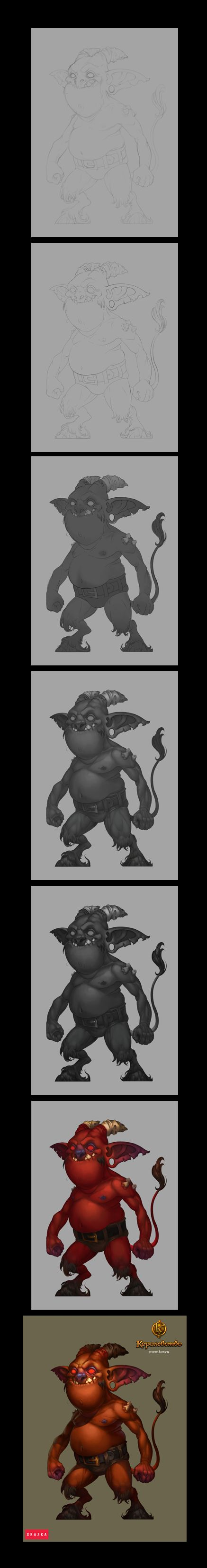 Impie wip by ~Gimaldinov on deviantART ✤ || CHARACTER DESIGN REFERENCES | キャラクターデザイン | çizgi film • Find more at https://www.facebook.com/CharacterDesignReferences & http://www.pinterest.com/characterdesigh if you're looking for: #color #theory #contrast #animation #how #to #draw #paint #drawing #tutorial #lesson #balance #sketch #colors #painting #process #line #art #comics #tips #cartoon || ✤