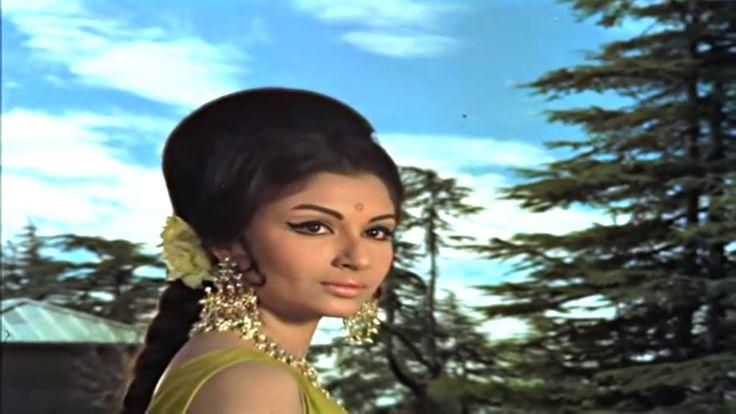 Chalo Sajna Jahan Tak Ghata Chale-Lata Mangeshkar *Digital Enhanced Soun...