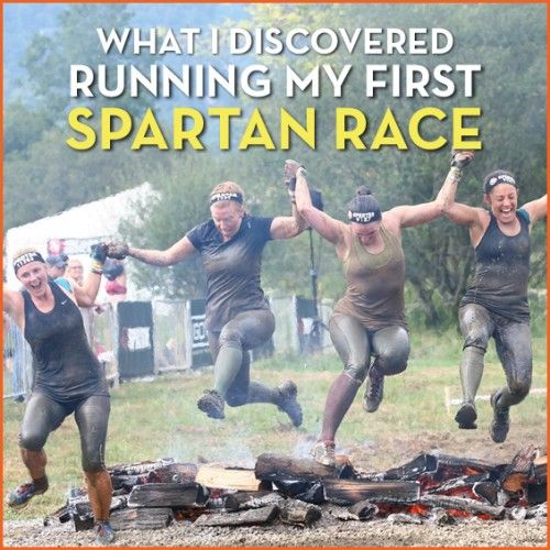Here's what I discovered running my first Spartan Super race.