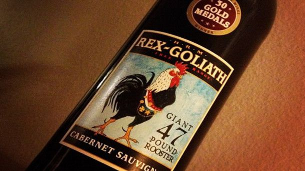 Wine brand heritage doesn't matter: Glossing the Rex Goliath effect #wine #winery #winetasting #wineeducation