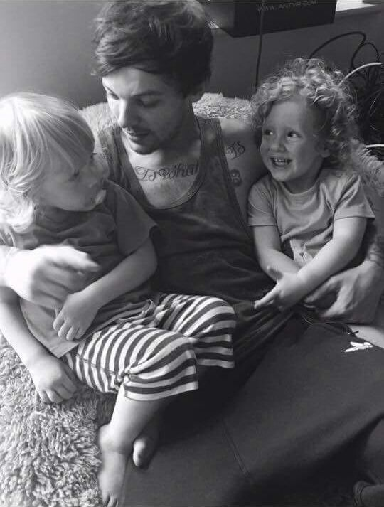 ERNEST AND LOUIS AND DORIS