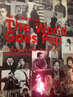 The World Goes Pop