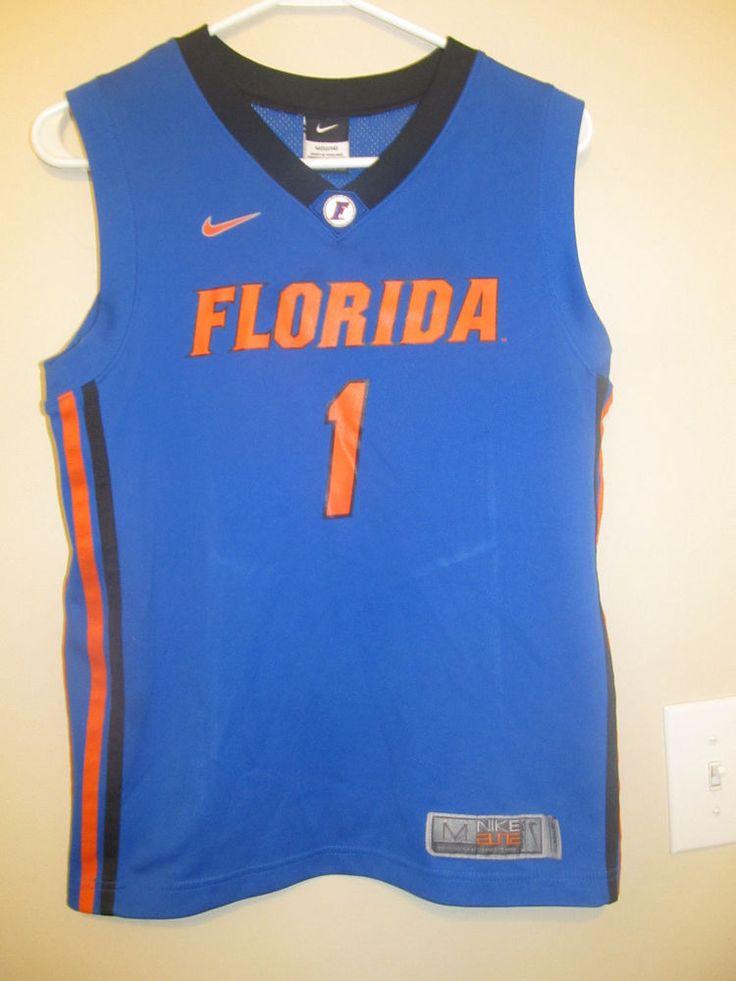 Florida Gators Basketball Jersey - Nike Elite Youth Medium #Nike #FloridaGators
