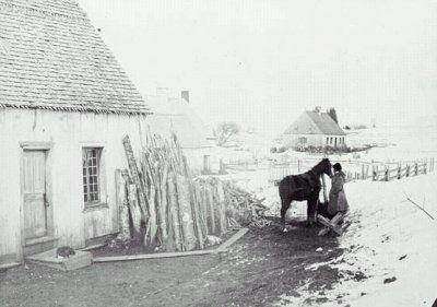 Ile D'Orleans, Quebec (1858-1860)