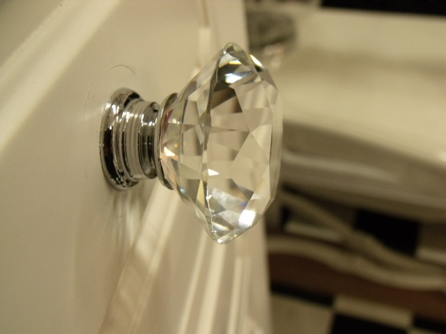 160 best love my knobs images on Pinterest Crystal knobs Glass