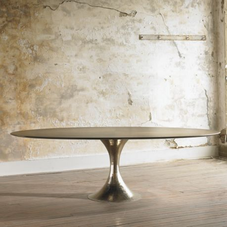 DAKOTA OVAL DINING TABLES