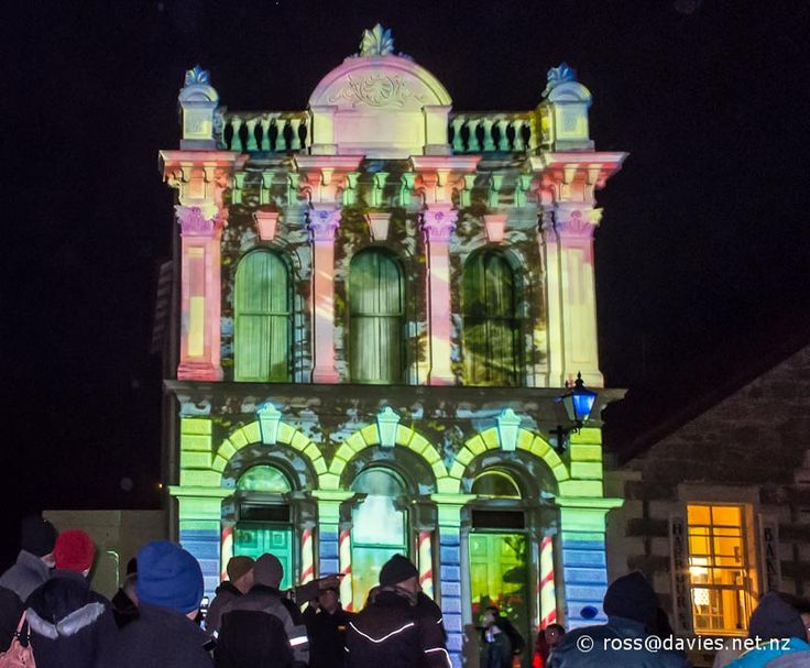One of the 'exhibits' at Oamaru on Fire #thingstodooamaru