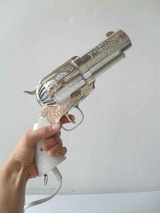 Hairdryer Gun