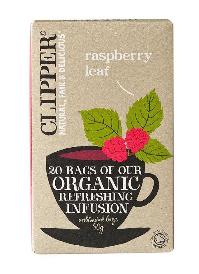 Clipper Organic Raspberry Tea