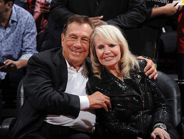 """Rochelle """"Shelly"""" Sterling – L.A Clippers Owner Donald Sterling's Wife"""