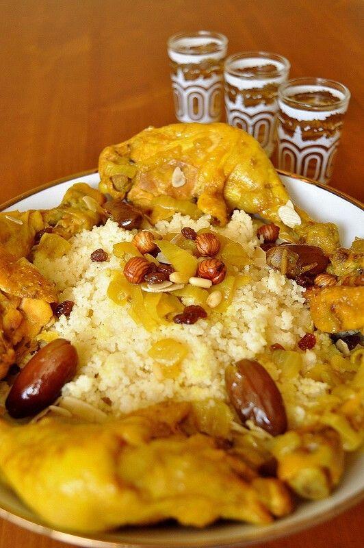 122 best couscous images on pinterest couscous - Moroccan cuisine recipes ...