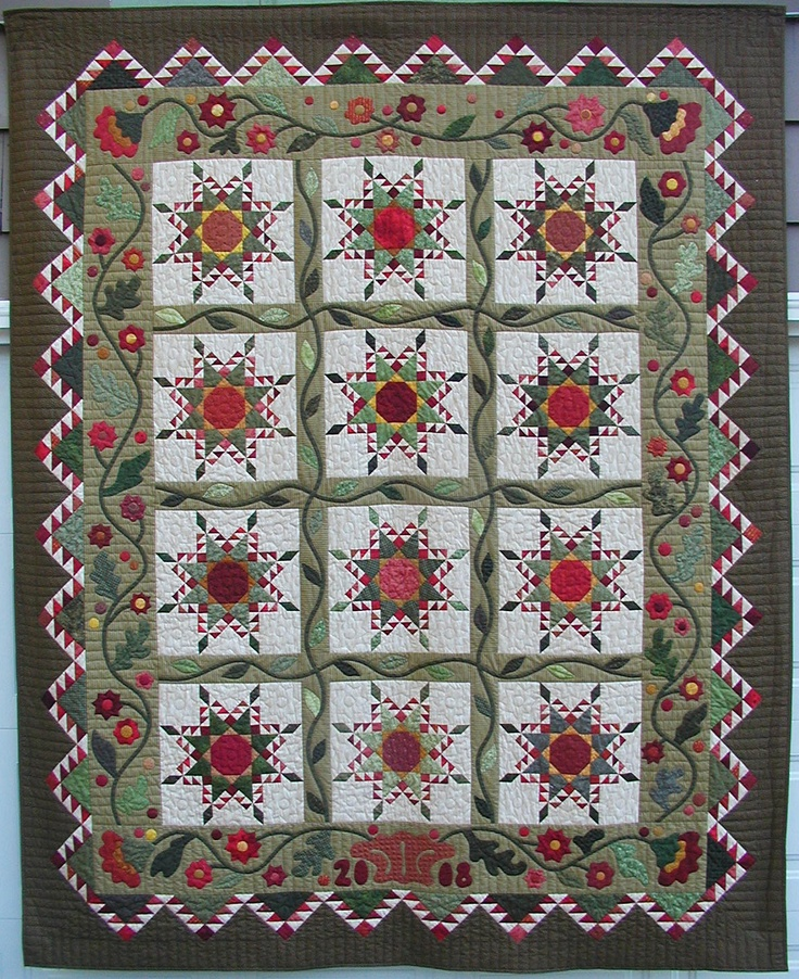 448 best Red & green quilts images on Pinterest | Green comforter ... : red and green quilts - Adamdwight.com