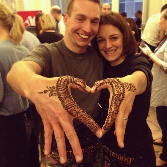 cute henna tattoos egodesigns