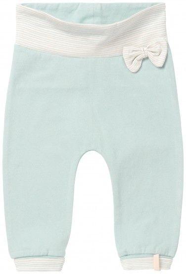 Pantaloni pentru bebeluși  NOPPIES - verde deschis