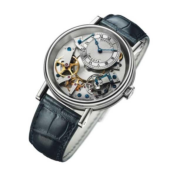 Breguet La Tradition White Gold Men's Watch 7057BB119W6