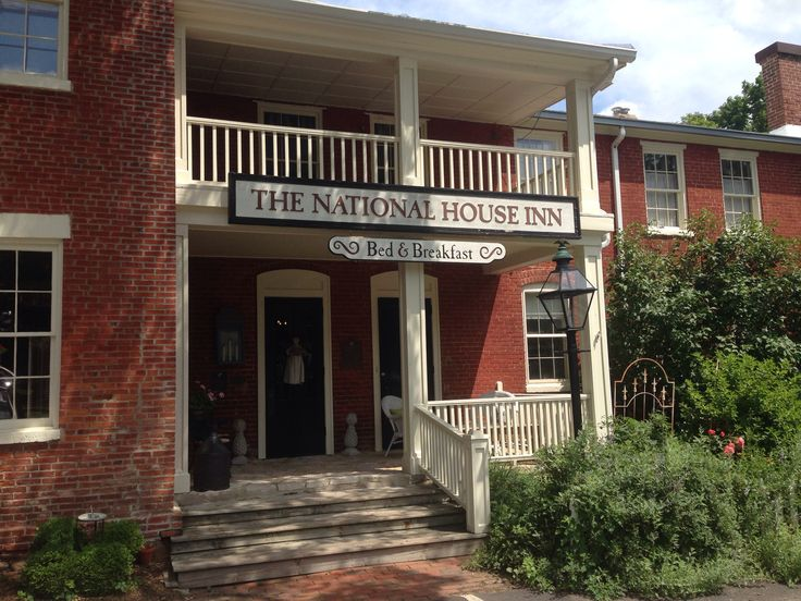 The National House Inn - Marshall, MIchigan