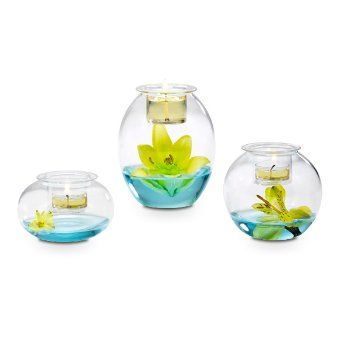 41 best images about partylite clearly creative decorating for Trio miroir partylite