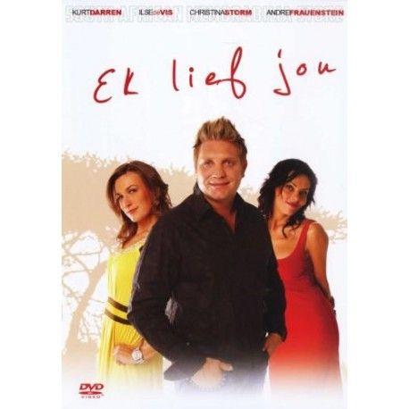 EK LIEF JOU - Kurt Darren Christina Storm - South African Afrikaans DVD *New* - South African Memorabilia Store