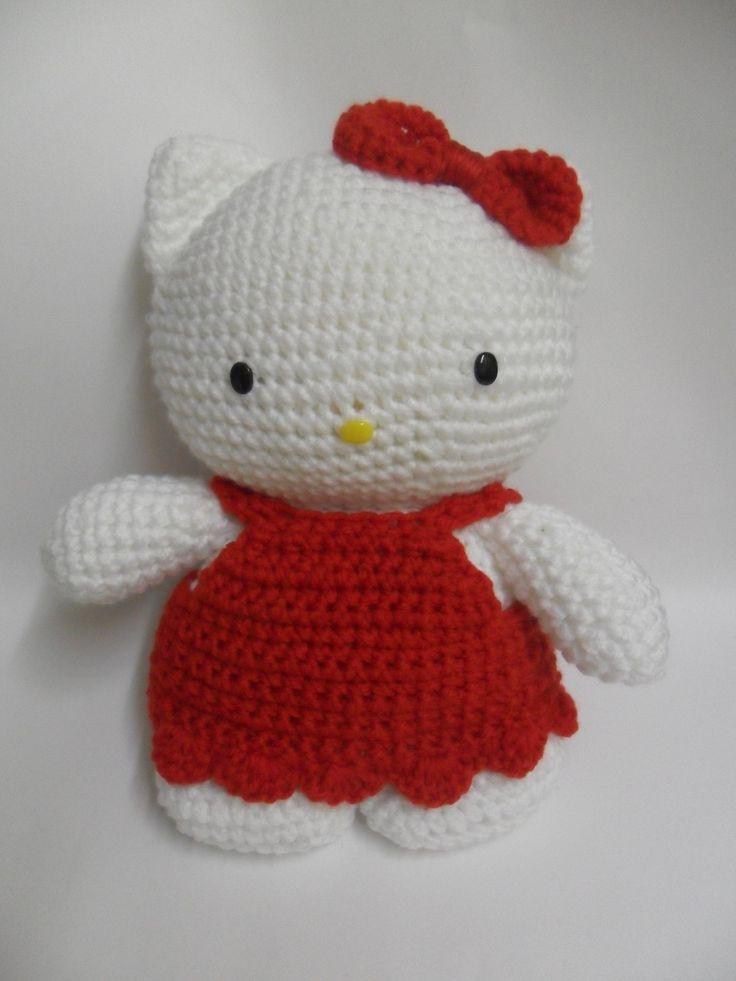 Mini Hello Kitty Amigurumi : 17 Best images about amigurumi on Pinterest Reindeer ...