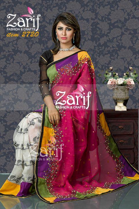 Zarif Fashion and Crafts , Eid fashion 2015, Latest jamdani saree, muslin saree, silk saree, Bangla new Year saree, Boishakhi saree 2015, Boishakhi Collection 2015, bridal sharee from bangladeshi fashion house, salwar kamiz