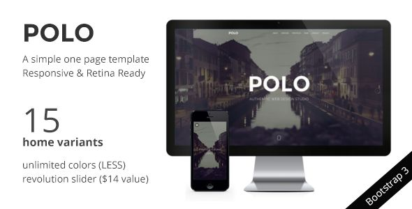 POLO - Simple & Elegant Responsive One Page HTML5 Live preview here: http://themeforest.net/item/polo-simple-elegant-responsive-one-page-html5/7524715?ref=designova