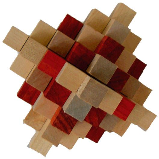 Casse Tete En Bois Solution Cube - Casse t u00eate en bois''Altig'' HM diffusion juegos de madera Pinterest Ps