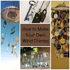 How to Make Your Own Wind Chimes