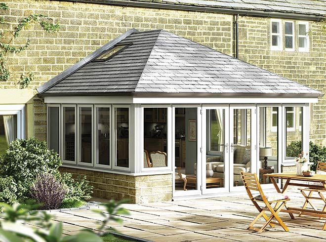 Tiled Roof Extensions Range | Everest