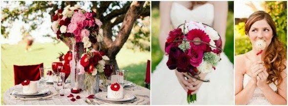 Vi piacciono questi colori?........Un Must della stagione Wedding 2015