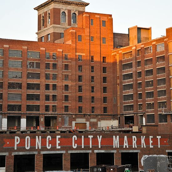 What to Eat at Atlanta's Ponce City Market   Food & Wine