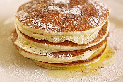 Vegane Pancakes - milchfrei, eifrei, laktosefrei (Rezept mit Bild) | Chefkoch.de (Pancake Healthy)
