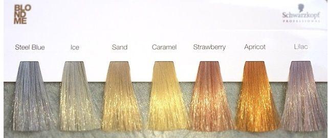 Image Result For Schwarzkopf Professional Blondme Blonde