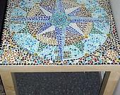 bottle cap mosaic table top - Bing Images