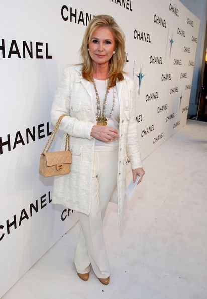Kathy Hilton Pictures - Chanel Boutique Opening - Red Carpet - Zimbio