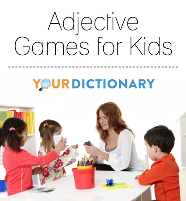 Adjectives for Kids | Language Arts Video Lesson - YouTube