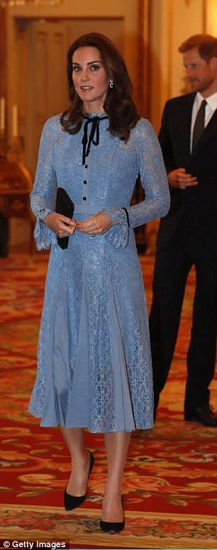 Kate has overhauled her wardrobe since marrying William
