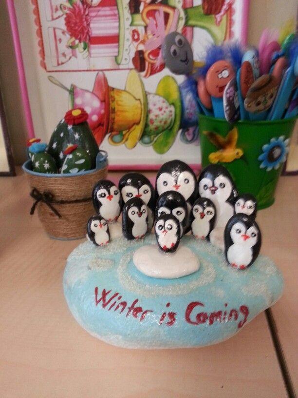 Taş penguen