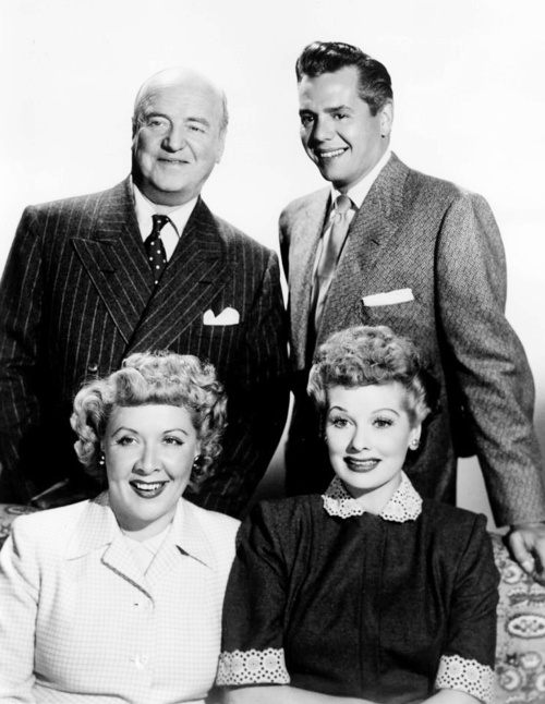 william frawley and vivian vance relationship