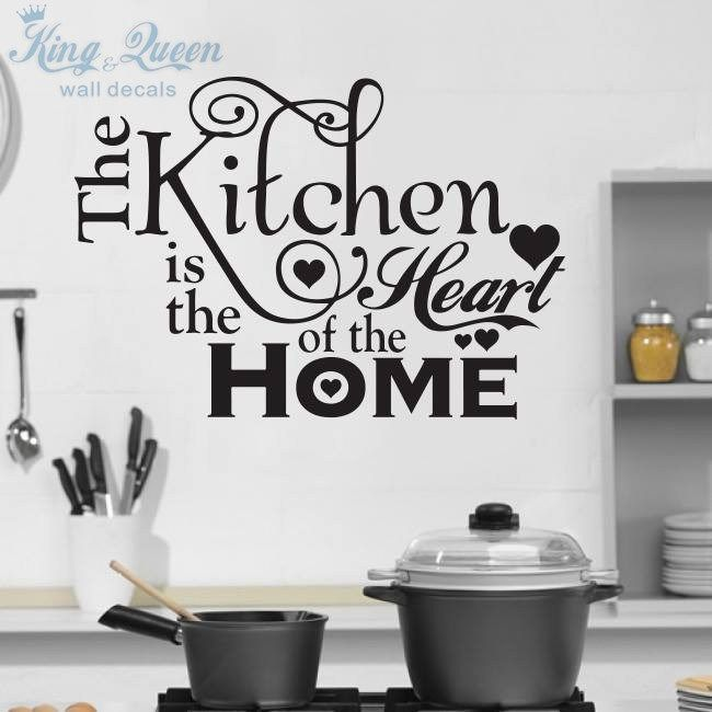 1000+ Kitchen Wall Quotes On Pinterest